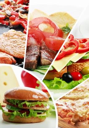 1200 calorias por dia