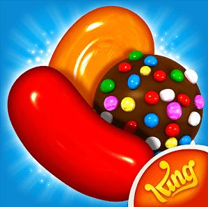 Candy Crush Saga v1.44.1 Apk + Mega Mod