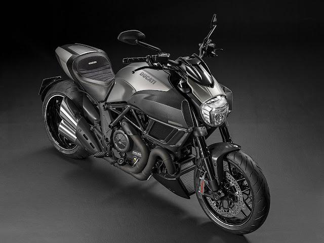 Ducati Diavel Titanium Motorcycle