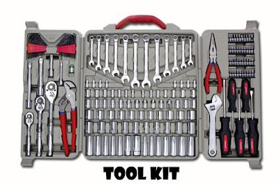 tool kits peralatan mobil