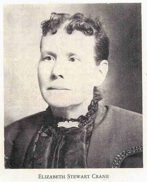 #5 Elizabeth Stewart Crane