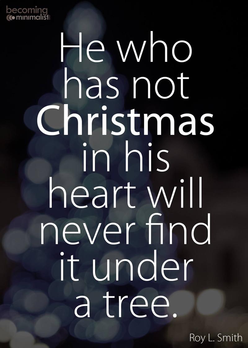 Joulu sydämmessä