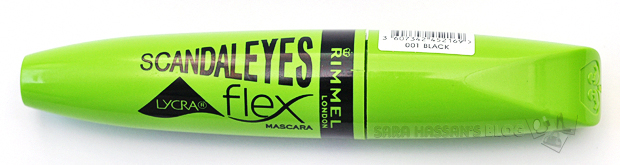 Rimmel Scandal Eyes Lycra Flex Mascara