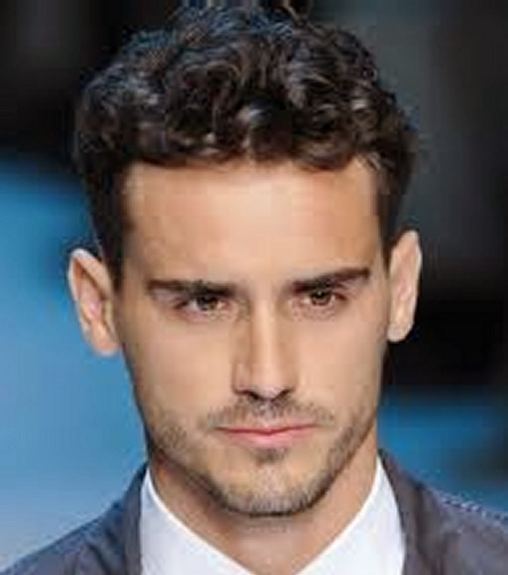 Men's Short Hairstyles and Cool Looks