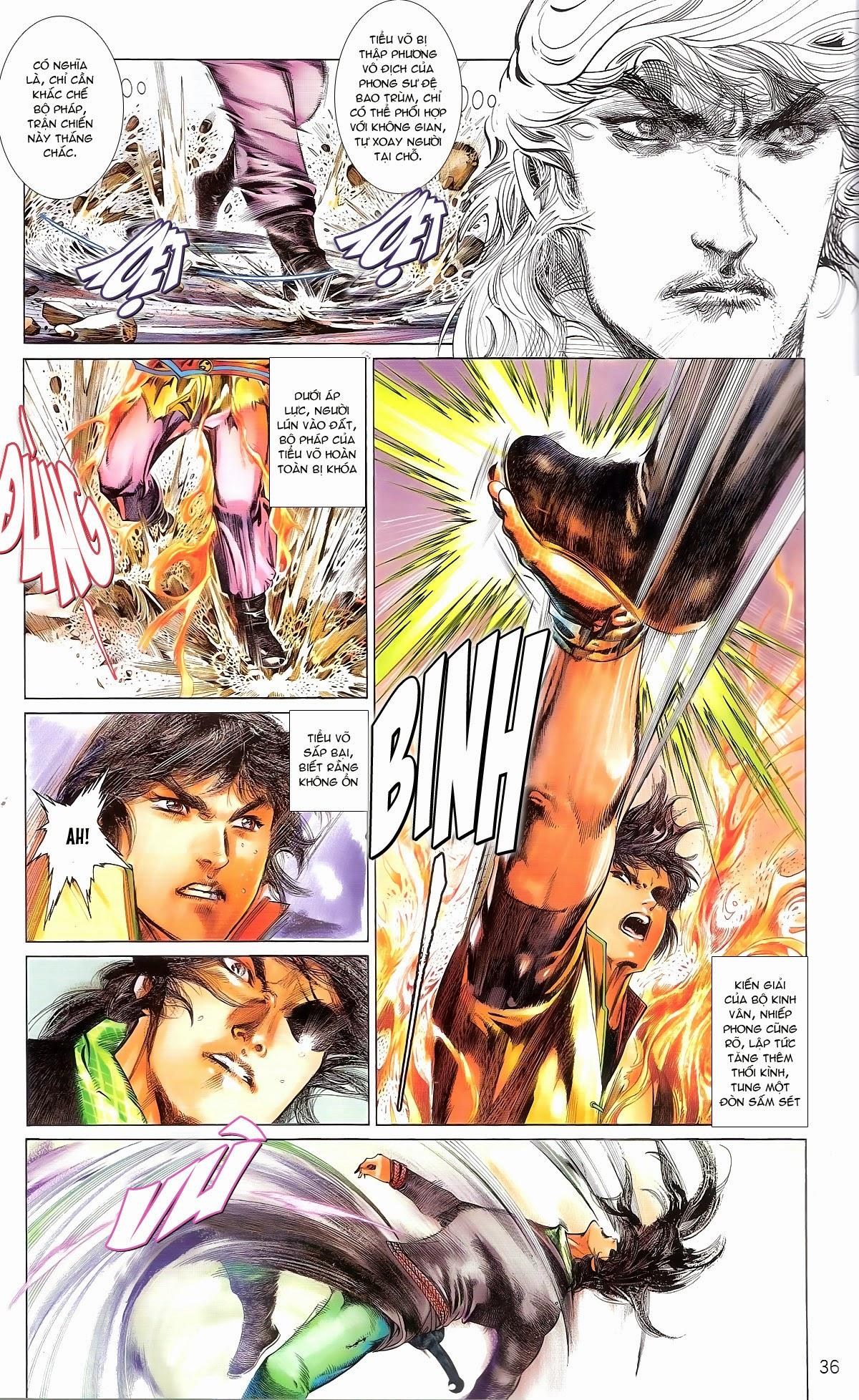 Phong Vân chap 674 – End Trang 38 - Mangak.info