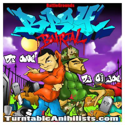 DJ DP One & DJ GI Joe - Battlegrounds BBoy Burial