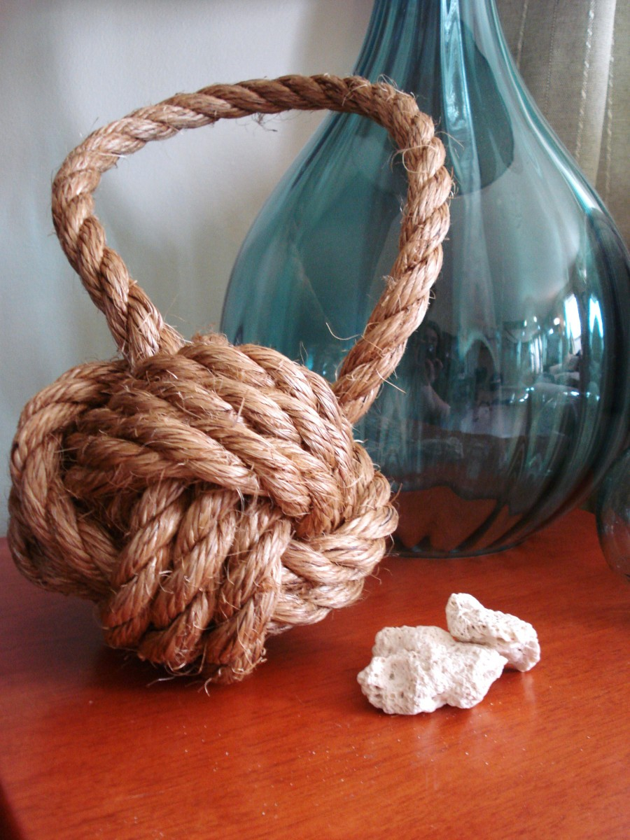 Natural Fibre Rope 3Strand Rope Twisted Rope