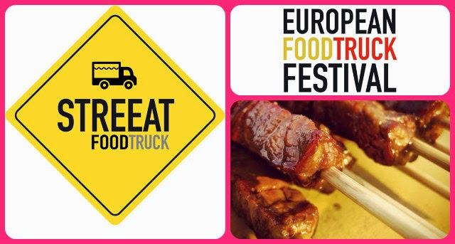 Streeat Food Truck 2014 a Milano sabato 27 settembre