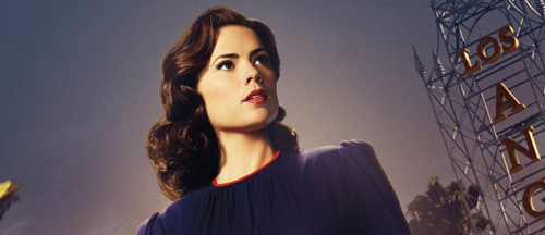 Agent Carter Season 2 Promos, Photo and Posters