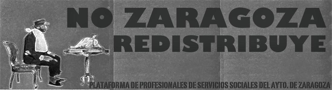 Zaragoza Redistribuye