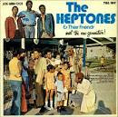 THE HEPTONES AND FRIENDS LP