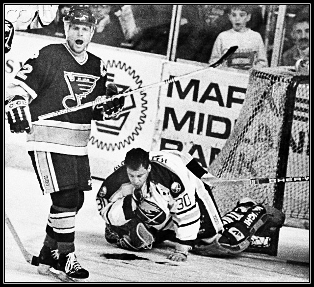 On This Day In Sports March 22 1989 The Clint Malarchuk Accident