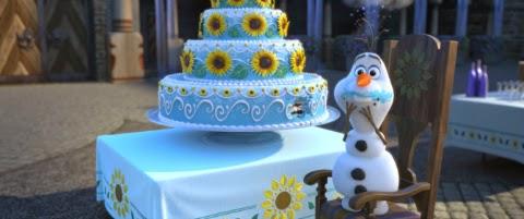 frozen-fever-olaf-cake