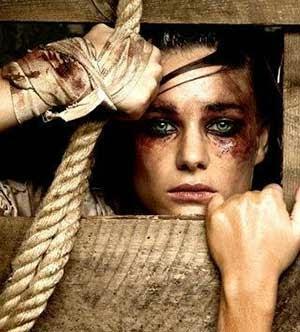 kadın kadına şiddet