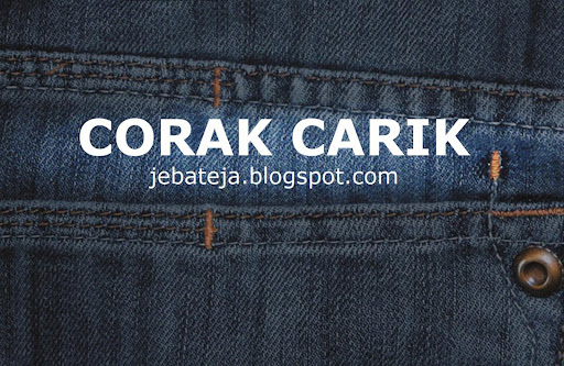 Jebateja - Corak Carik