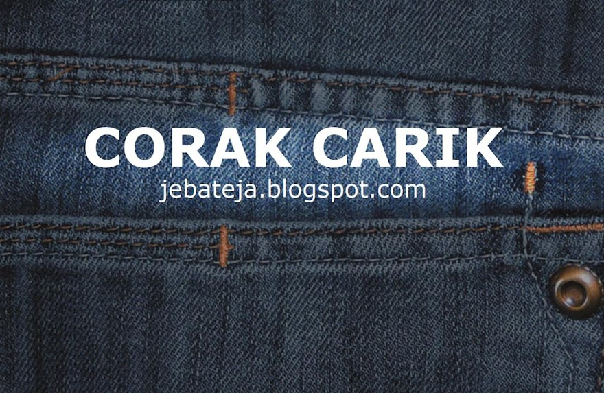 Jebateja - Corak Carik
