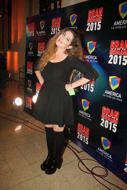 Juana Repetto panelista de GH 2015