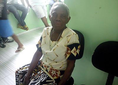 Juri Popular em Vargem Grande-MA: Vítima sobrevivente