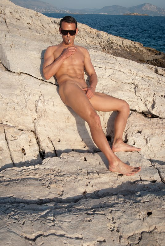 greek beaches sunbathing nude