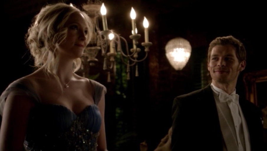 The Angst Report.: The Vampire Diaries: Klaus and Caroline