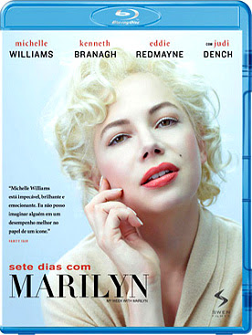 Filme Poster Sete Dias com Marilyn BDRip XviD Dual Audio &amp; RMVB Dublado