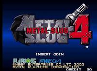 Metal Slug 4 – PC