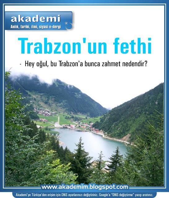 Trabzon'un fethi