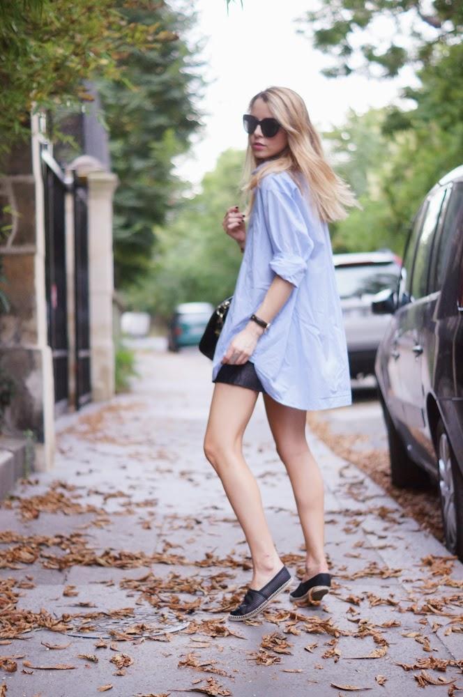 &otherstories, isabel marant, chanel, givenchy, aurélie bidermann, hermès, daniel wellington, streetstyle, chic, paris, look du jour, outfit