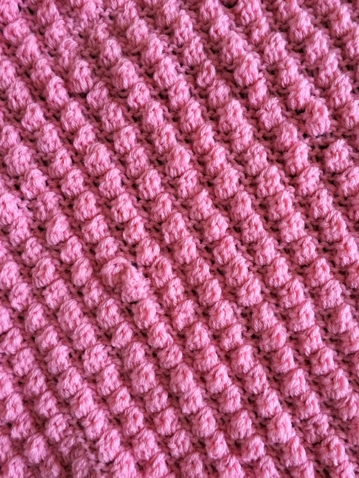 Tunisian crochet puff stitch baby blanket free pattern not my tunisian crochet puff stitch baby blanket free pattern bankloansurffo Gallery