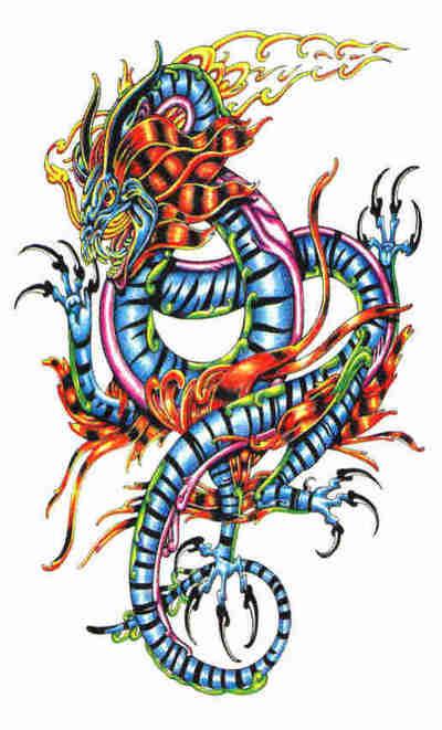 Maka blog baruterbaru akan memberikan Kumpulan Gambar Tatto Naga Keren ...