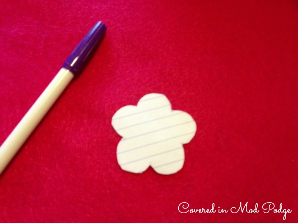 Spring Flower Barrette Tutorial