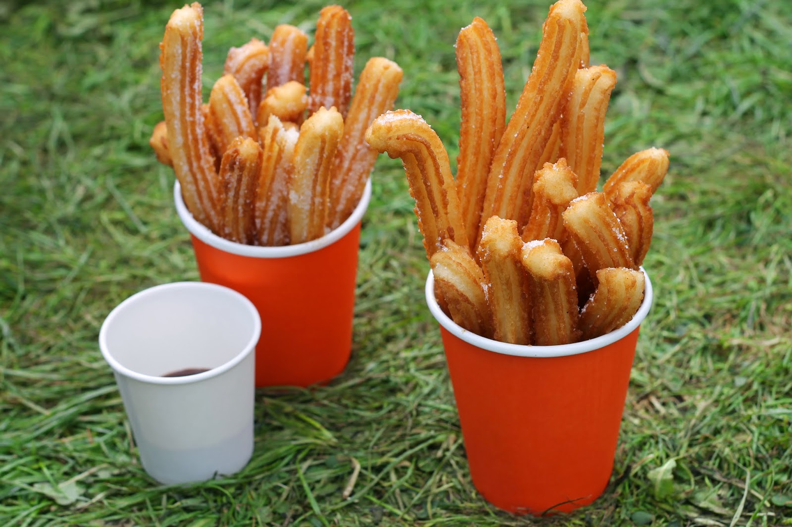 Liverpool Food and Drink Festival Churros