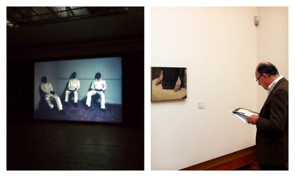 Michael Borremans expo