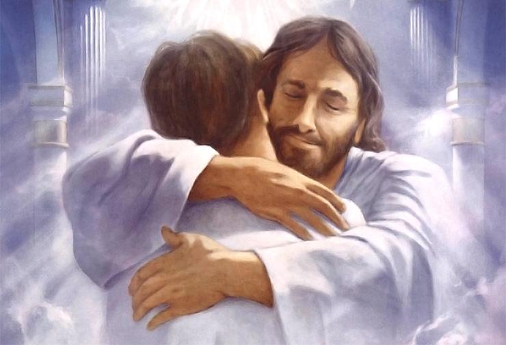 Jesus Hug Wallpaper Guadalupe house: november 2015