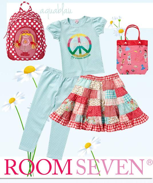 Room Seven freche Mädchenmode bei gaenseblume.com