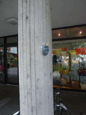 Streetart, Urbanart, Installationen