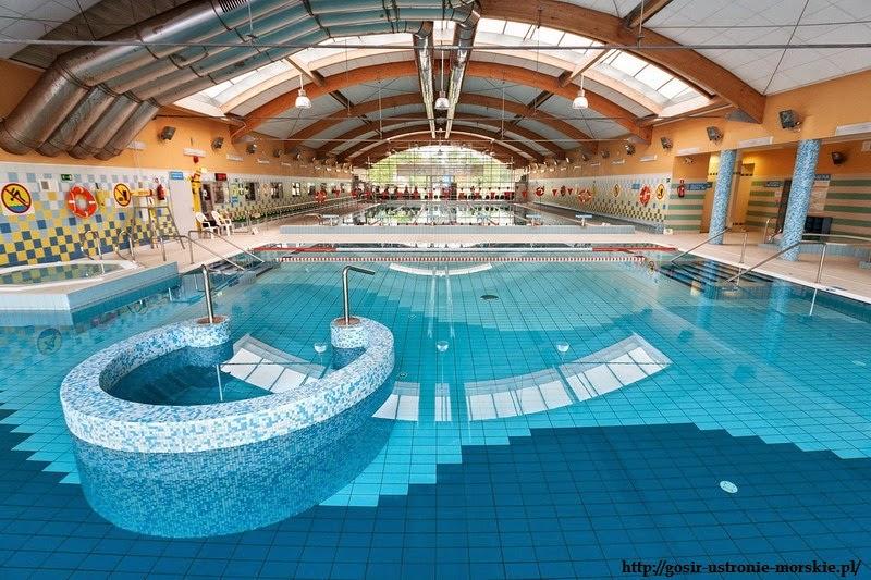 Aquapark w Ustroniu Morskim