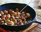 Easy-Easy Grilled Mushroom Appetizer