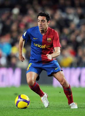 Xavi Hernandez - FC Barcelona (3)