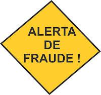 ALERTA DE FRAUDE!