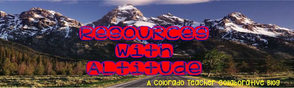 Resources with Altitude