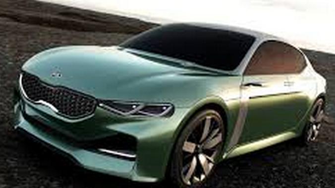 KIA Novo Fastback Concept