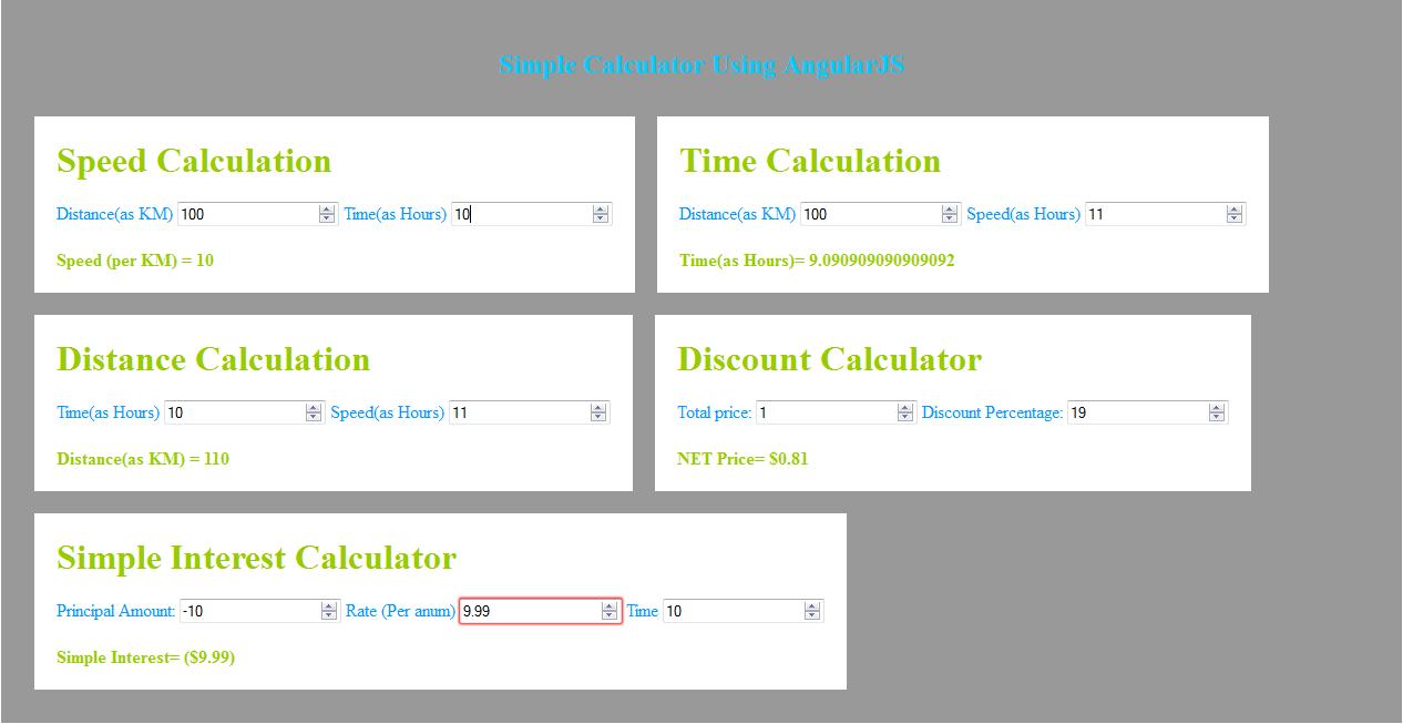 angularjs tutorial for beginners: simple calculator using angularjs
