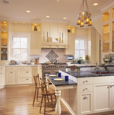 French style kitchens kitchen design ideas - French style kitchen decor ...