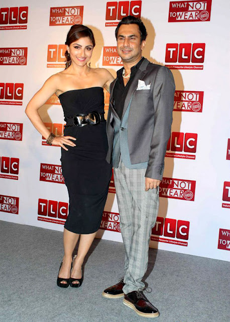 Soha Ali Khan unveil her new serial 'What Not To Wear - India'
