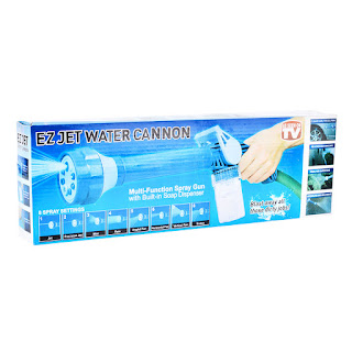 EZ Jet Water Canon (Alat Cuci Semprot Sepeda Motor Mobil)