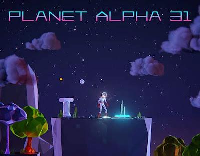 Planet Alpha 31 by Adrian Lazar