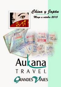 catálogo de viajes China y Japón 2015