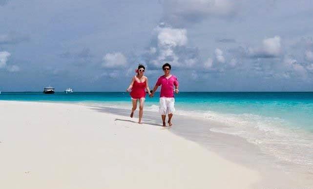 Maldives tops Chinese travellers' destination wish list