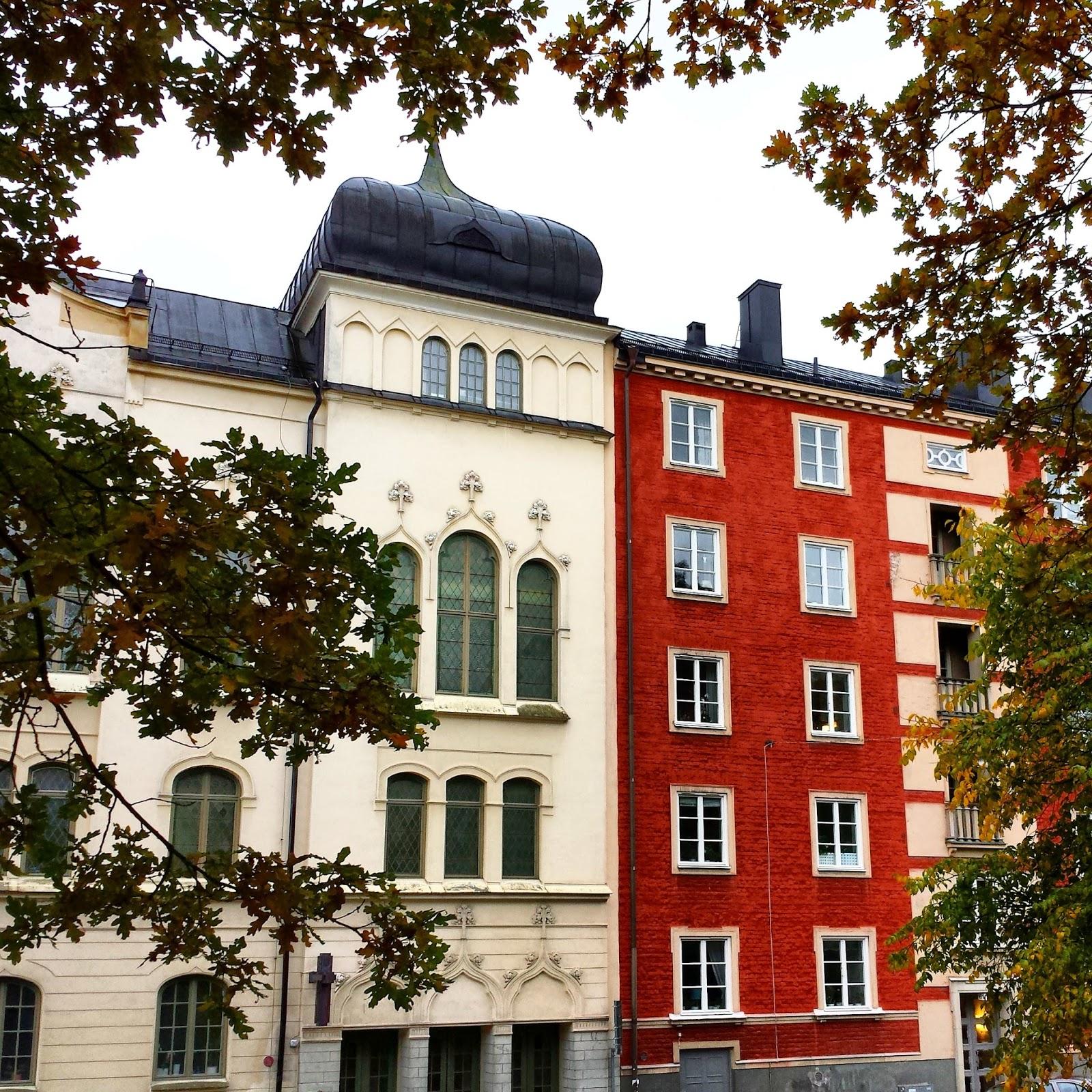 Kronbergsparken and Bergsgatan  |  Learning to speak Swedish on afeathery*nest  |  http://afeatherynest.com